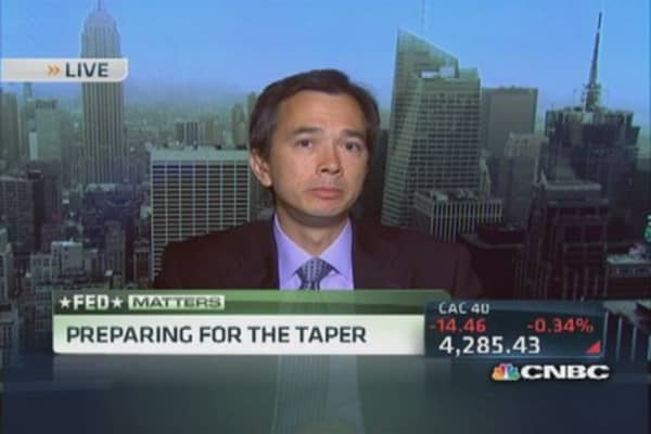 Fed's taper timeline 'depends on forecast': Pro