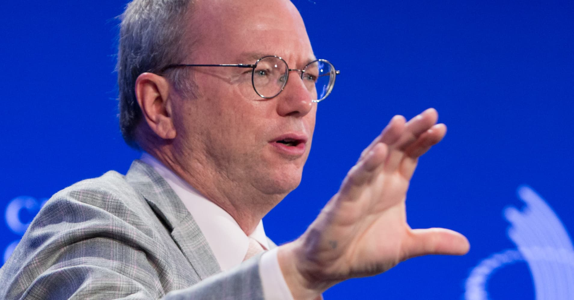 Eric Schmidt, Google's executive chairman