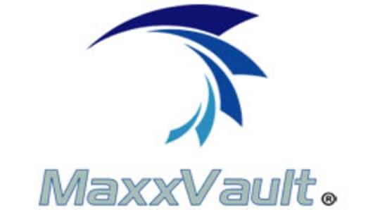 MaxxVault Logo