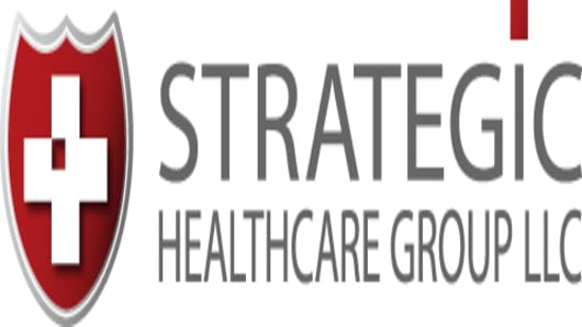 Strategic Healthcare Group Logo