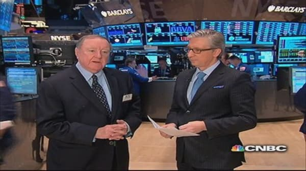 Cashin says: Keep an eye on frothiness
