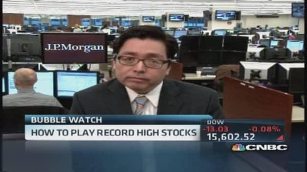 Bull stock market not getting respect: JPM top strategist