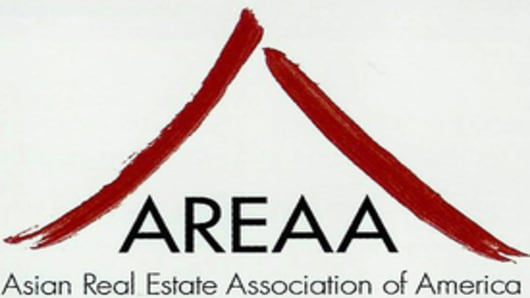 Asian Real Estate Association of America logo