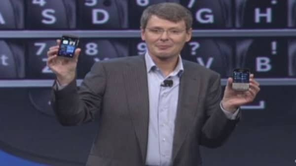 What BlackBerry was thinking