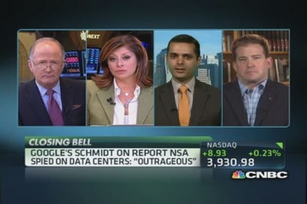 Google knows more about me than NSA: Pro