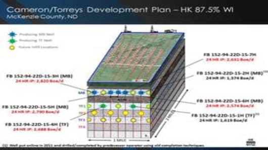 Cameron/Torreys Development Plan