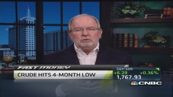 Dennis Gartman sees possible demise of solar energy