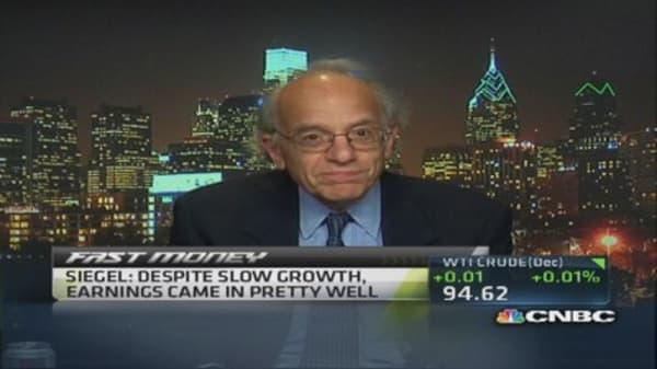 Jeremy Siegel sticks to bullish Dow target