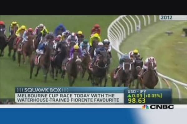 Melbourne cup race kicks off Tuesday