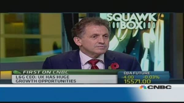 There is a big problem in the pension industry: L&G CEO