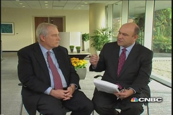 Rosengren: Not concerned about level of asset prices