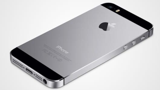 Apple's iPhone 5S