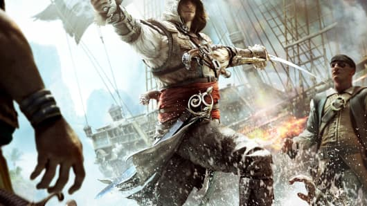 Assassin's Creed IV from Ubisoft