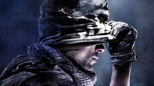 Call of Duty: Ghosts from Activision-Blizzard