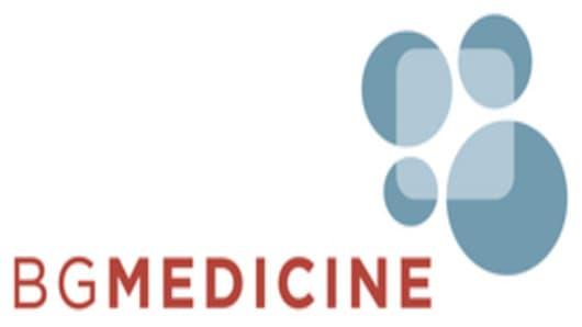 BG Medicine Inc. logo