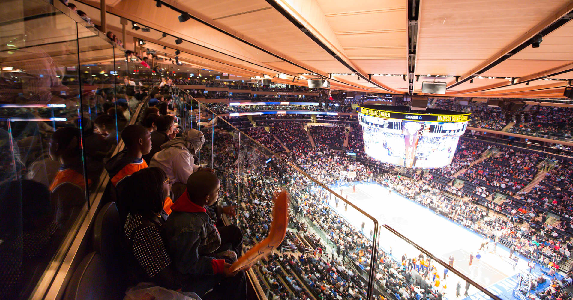 Sports Bucket List Top 10 Coolest Seats In Sports
