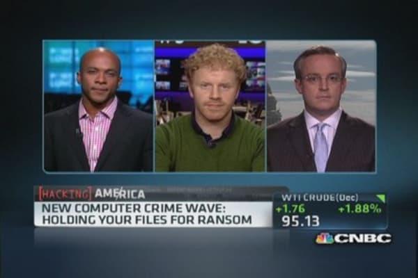 CryptoLocker: Holding your digital life ransom