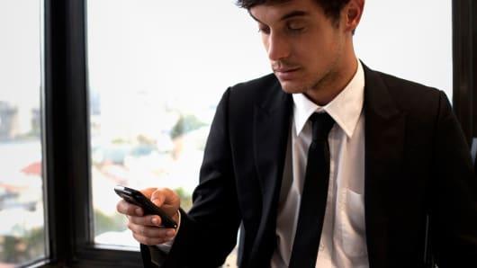 Texting smart phone
