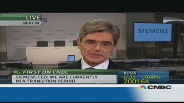 We need to bring Siemens 'back to what it stands for': CEO