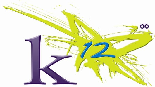 K12 Inc. logo