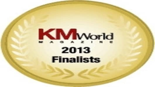 KMWorld Award Logo