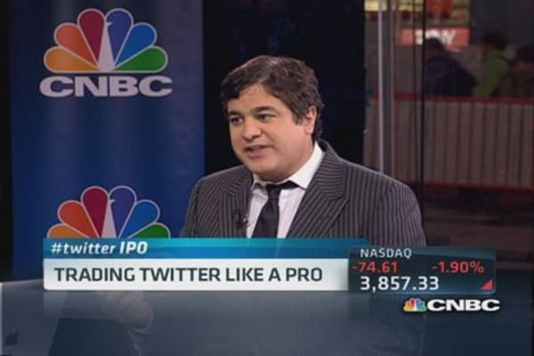 Twitter will grow into its valuation: Pro
