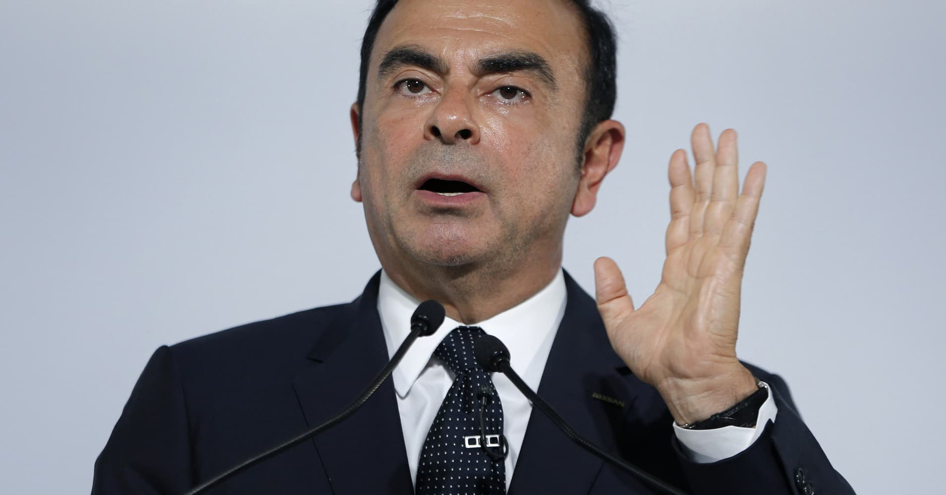 Read the full statement from Nissan regarding allegations against Chairman Carlos Ghosn