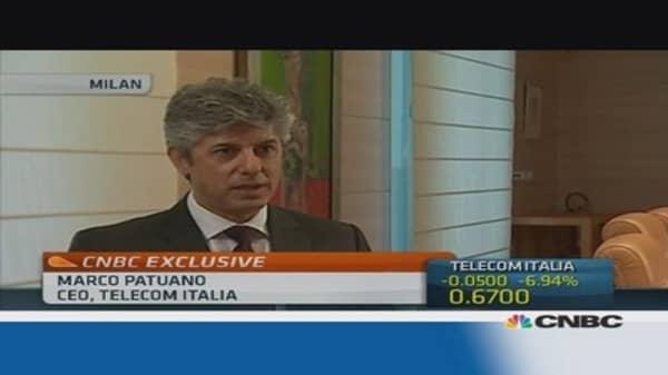 Brazil is core asset: Telecom Italia CEO