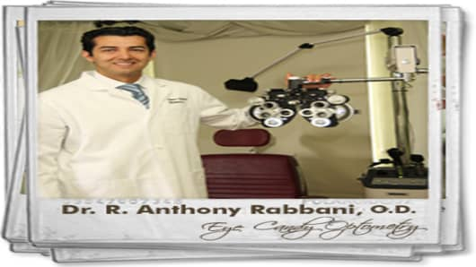 Anthony Rabbani OD