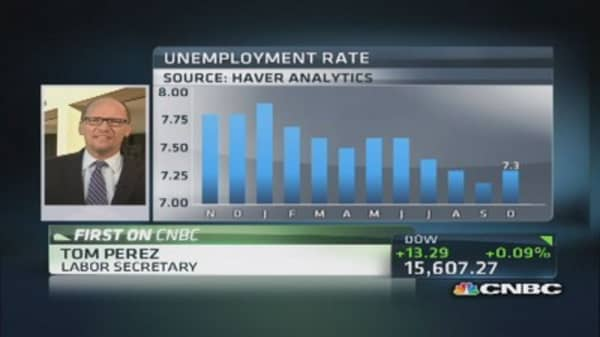 Immigration reform will grow economy: Labor secretary
