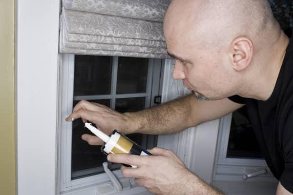 Home repairs to fix insulation leak.