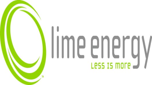Lime Energy Co. Logo