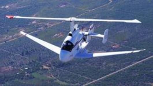Carter Aviation 2nd Generation SR/C Aircraft