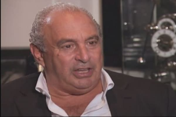 Philip Green: Stop attacking Topshop over Bangladesh accident
