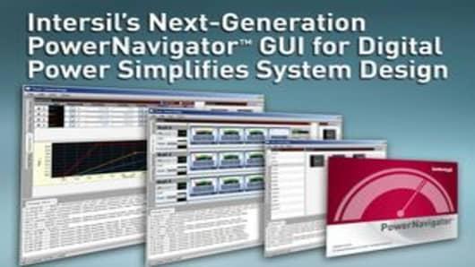 Intersil's Next-Generation PowerNavigator(TM)