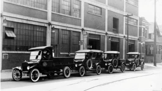 1925 Model TT