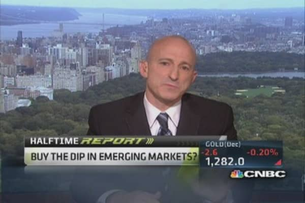 Don't forget about emerging markets: Advisor