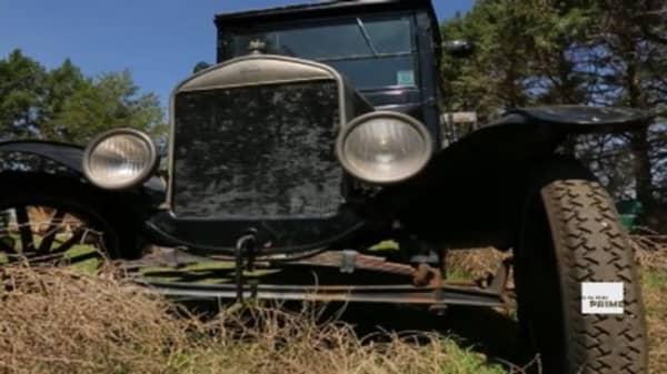 A Ford truck original
