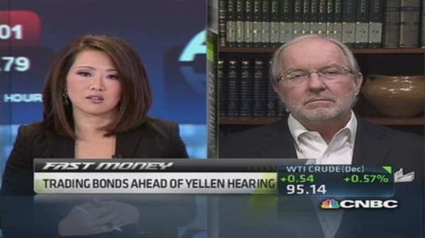 Dennis Gartman: Bond market may be entering bear market