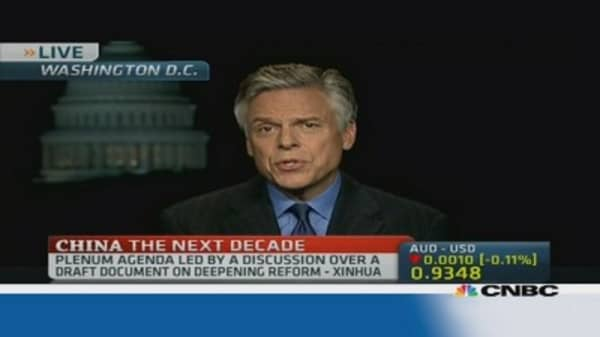 China can't afford to be risk-averse: Jon Huntsman
