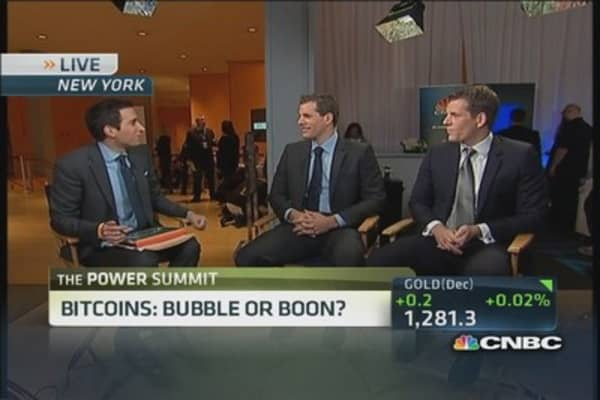 Some view Bitcoin as gold 2.0: Expert