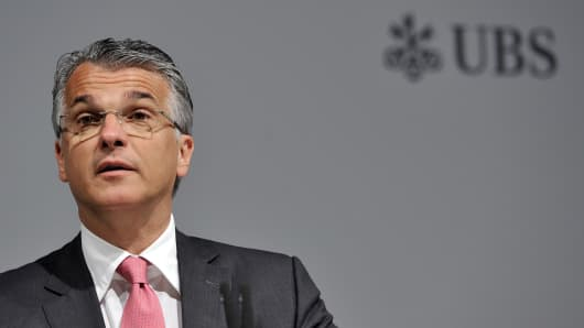 UBS Group CEO, Sergio Ermotti