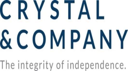 Crystal & Company logo