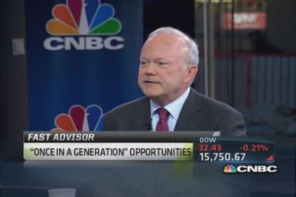 'Generational buy' for stocks: Pro