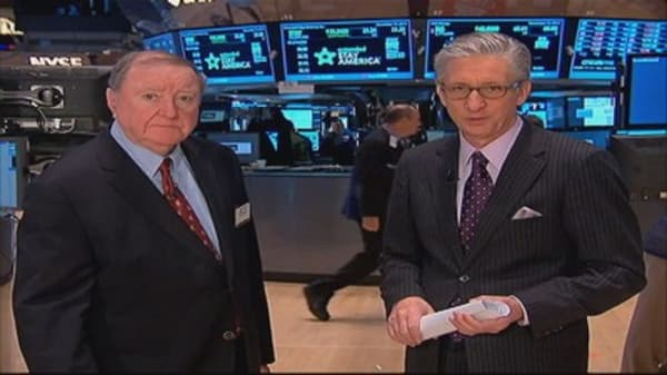 Cashin says: Market will heat up Thursday