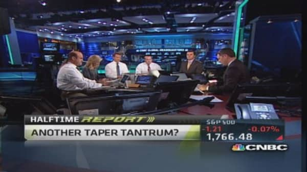 Protecting your money from the taper