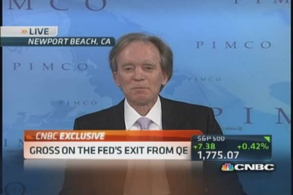 Bill Gross: Fed policy increasingly negative