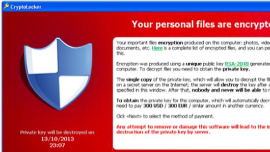 cryptolocker crooks launch customer service site