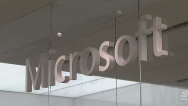 Microsoft axes employee ranking system
