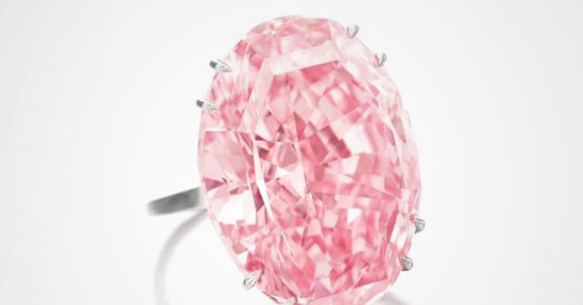 Most expensive diamond ever sold goes for $83.2M